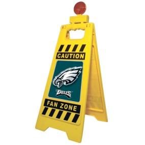 Philadelphia Eagles Fan Zone Floor Stand