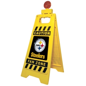 Pittsburgh Steelers Fan Zone Floor Stand