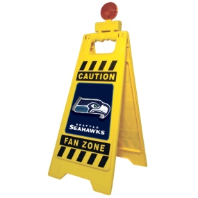 Seattle Seahawks Fan Zone Floor Stand