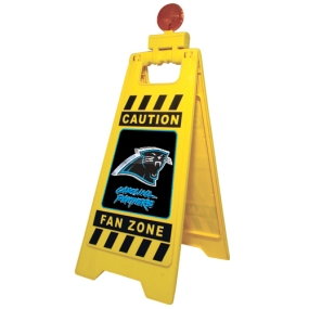 Carolina Panthers Fan Zone Floor Stand