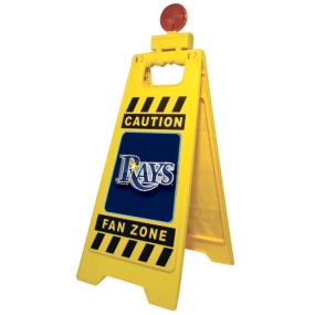 Tampa Bay Rays Fan Zone Floor Stand