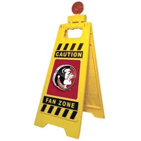 Florida State Seminoles Fan Zone Floor Stand