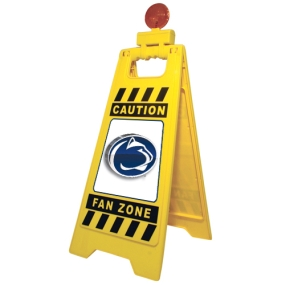Penn State Nittany Lions Fan Zone Floor Stand