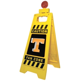 Tennessee Volunteers Fan Zone Floor Stand
