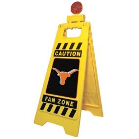Texas Longhorns Fan Zone Floor Stand