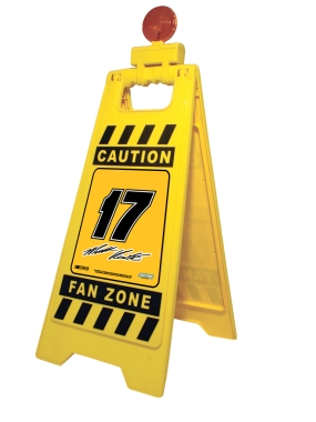 Matt Kenseth Fan Zone Floor Stand