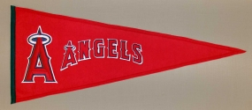 Anaheim Angels Traditions Traditions Pennant