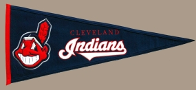 Cleveland Indians Traditions Traditions Pennant