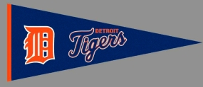 Detroit Tigers Traditions Traditions Pennant