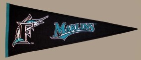 Florida Marlins Traditions Traditions Pennant