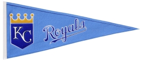 Kansas City Royals Traditions Traditions Pennant