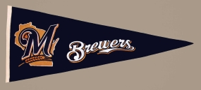 Milwaukee Brewers Traditions Traditions Pennant