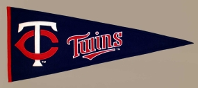 Minnesota Twins Traditions Traditions Pennant