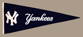 New York Yankees Traditions Traditions Pennant