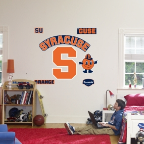 Syracuse Orange Logo Fathead