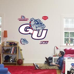Gonzaga Bulldogs Logo Fathead