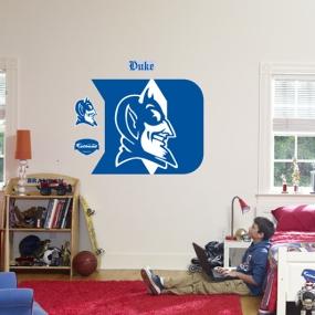 Duke Blue Devils Logo Fathead