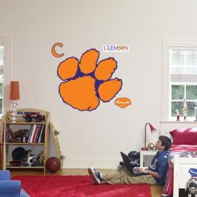 Clemson Tigers Logo Fathead