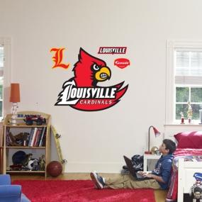 Louisville Cardinals Logo Fathead