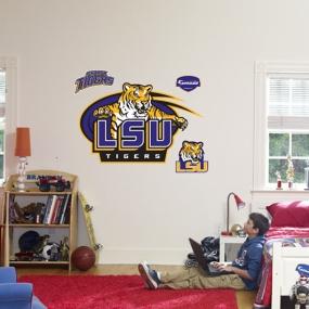 LSU Tigers Logo Fathead
