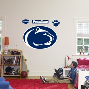 Penn State Nittany Lions Logo Fathead
