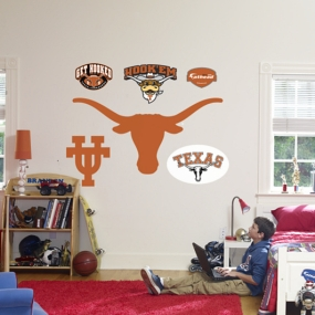 Texas Longhorns Logo Fathead