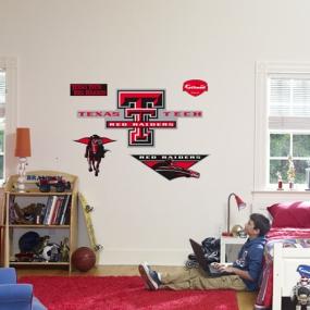 Texas Tech Red Raiders Logo Fathead
