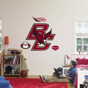Boston College Logo Fathead