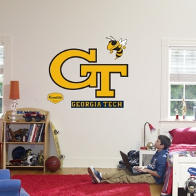 Georgia Tech Logo Fathead