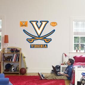 University of Virginia Logo Fathead