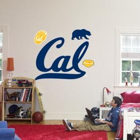 California Golden Bears Logo Fathead