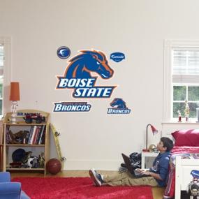 Boise State Broncos Logo Fathead