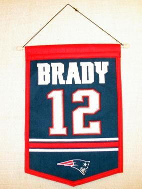 Tom Brady Traditions Banner
