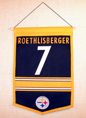Ben Roethlisberger Traditions Banner