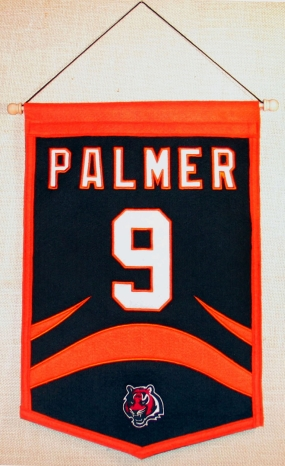 Carson Palmer Traditions Banner