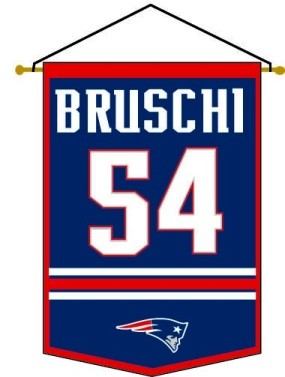 Tedy Bruschi Traditions Banner