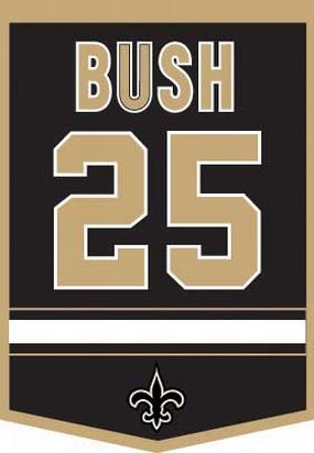 Reggie Bush Traditions Banner
