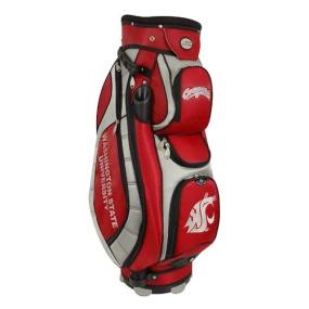Washington State Cougars Letterman's Club II Cooler Cart Golf Bag