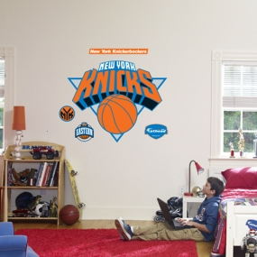 New York Knicks Logo Fathead