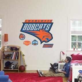 Charlotte Bobcats Logo Fathead