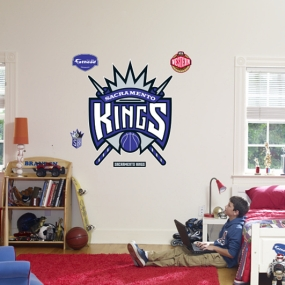 Sacramento Kings Logo Fathead