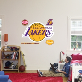 Los Angeles Lakers Logo Fathead