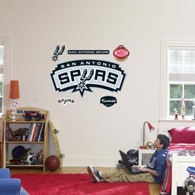 San Antonio Spurs Logo Fathead