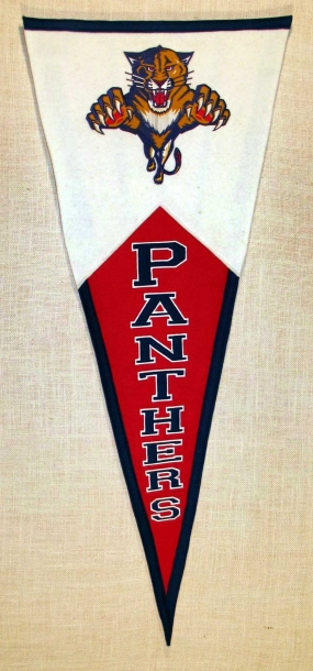 Florida Panthers Classic Pennant