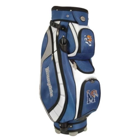 Memphis Tigers Letterman's Club II Cooler Cart Bag