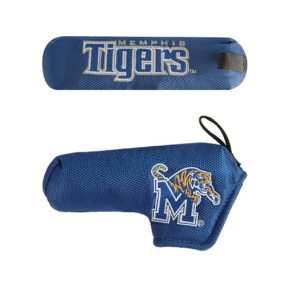 Memphis Tigers Blade Putter Cover