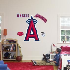 Angels Logo Fathead