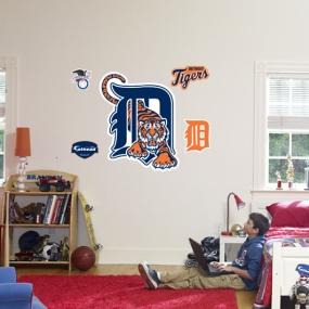 Detroit Tigers Logo Fathead