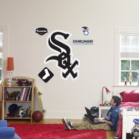 Chicago White Sox Logo Fathead