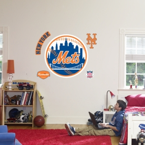 New York Mets Logo Fathead